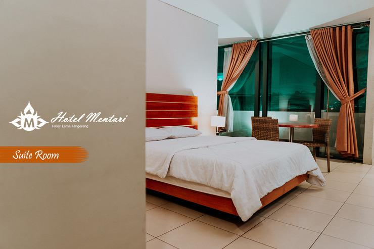 Hotel Mentari Pasar Lama Tangerang - Guest room