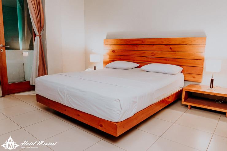 Hotel Mentari Pasar Lama Tangerang - Kasur