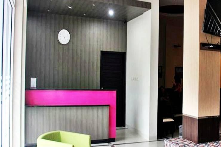 Guest Hotel Manggar Belitung - Resepsionis