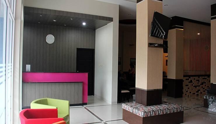 Guest Hotel Manggar Belitung - Lobi