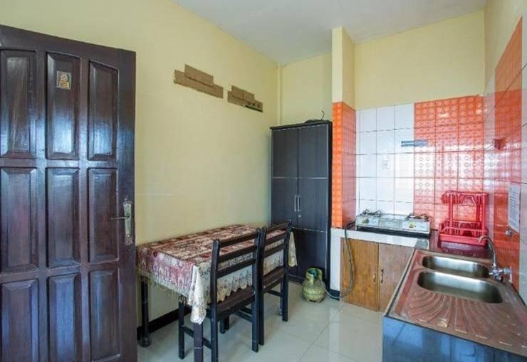 Sentosa 76 Guest House Balikpapan - Dapur