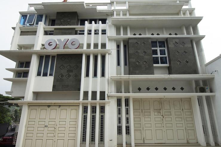 OYO 716 Iciw Iciw Exclusive Homestay Bandar Lampung - Facade