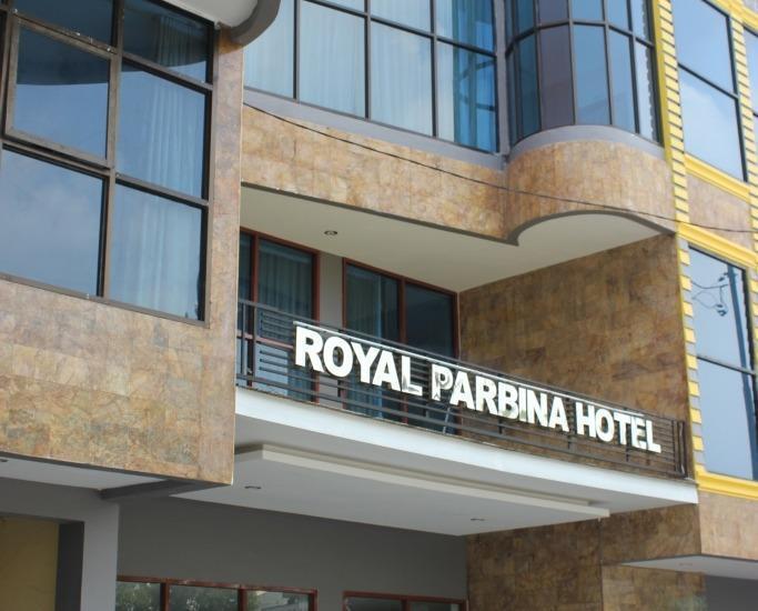 Royal Parbina Hotel Pematangsiantar - Penampilan