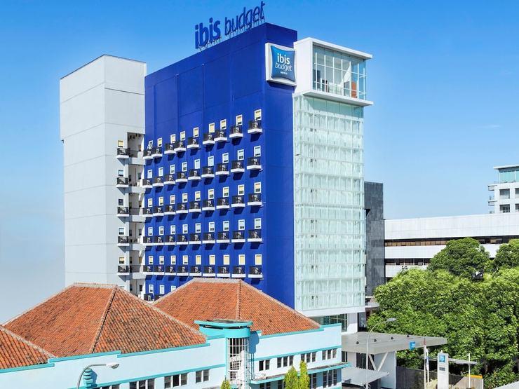 Ibis Budget Bandung Asia Afrika Bandung - Exterior
