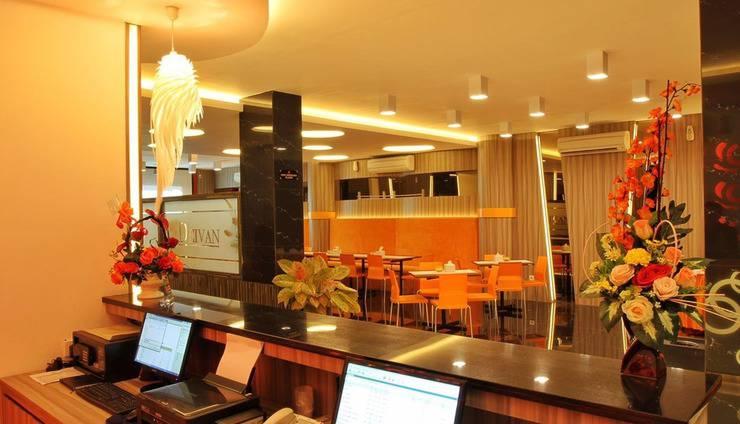 Alamat Review Hotel Deivan Hotel - Padang