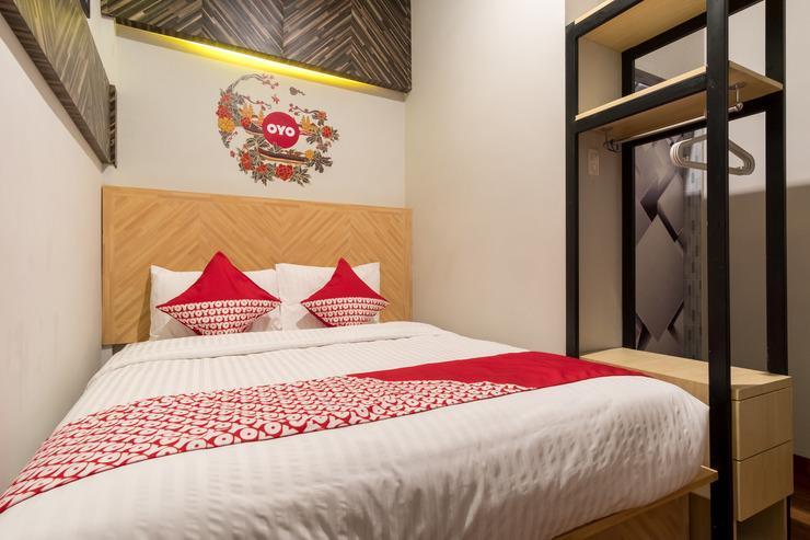 OYO 456 Aljadid Guest House Syariah Medan - Bedroom