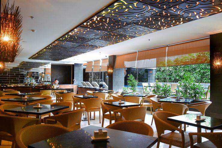 Solaris Hotel Bali - Restaurant
