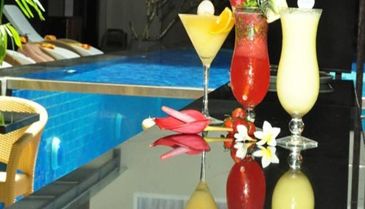 Solaris Hotel Bali - beverage