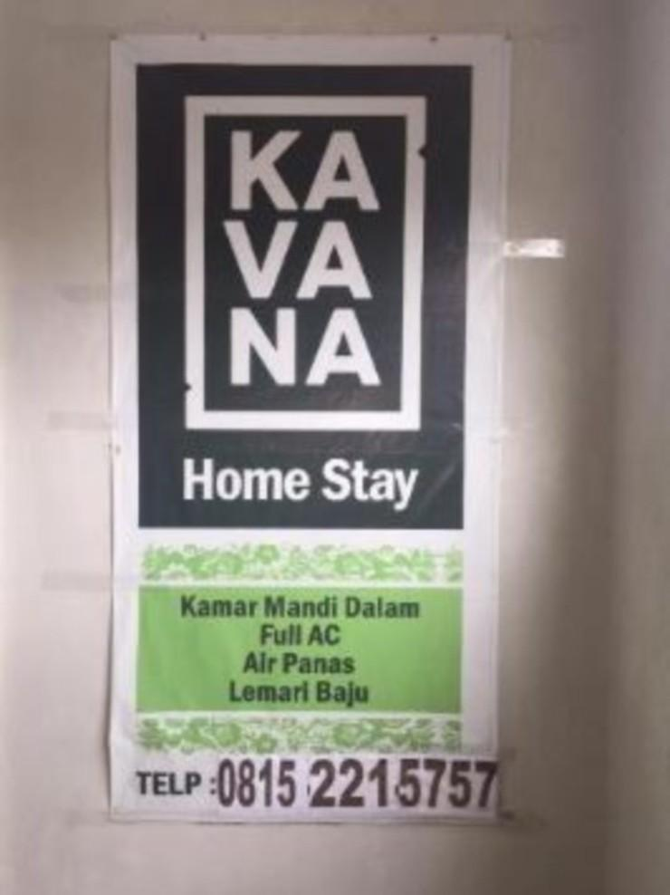 Kavana Syariah Homestay Banjarmasin - exterior