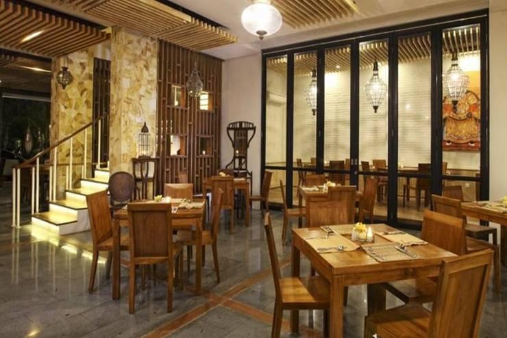 Paragon Hotel Seminyak - Ruang Makan
