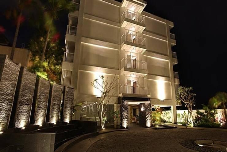 Paragon Hotel Seminyak - Tampilan Luar Hotel