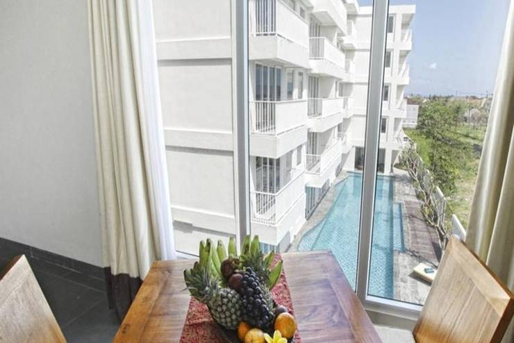 Paragon Hotel Seminyak - Deluxe Room With Balcony