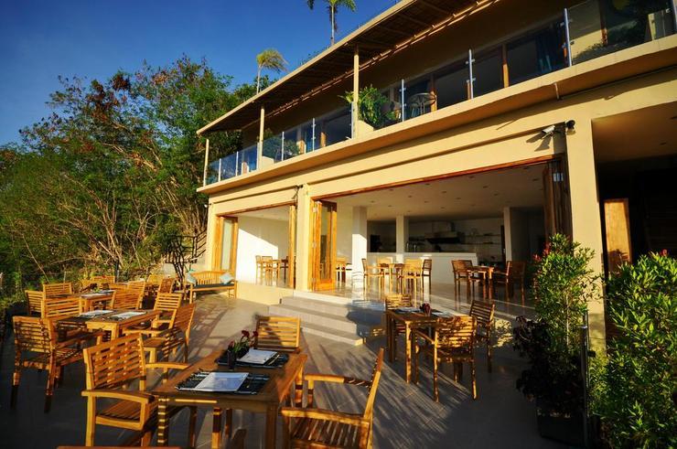 Hotel Sunset Hill Manggarai Barat - Eksterior