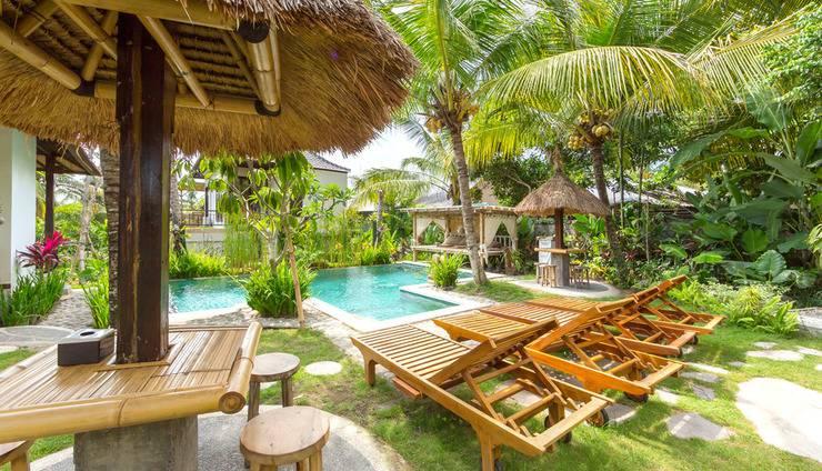 ZenRooms Ubud Bisma 4 Bali - Kolam Renang