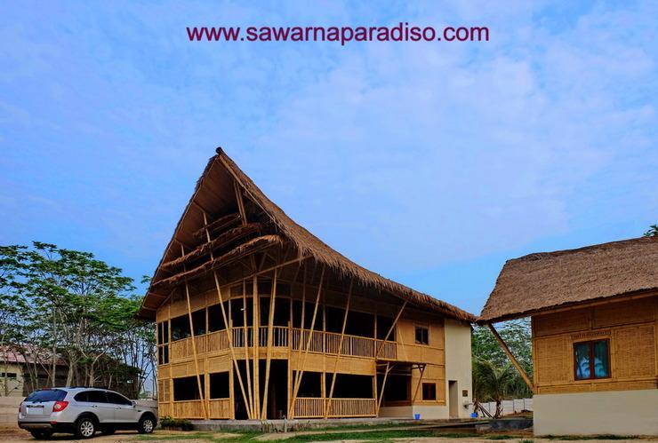 Sawarna Paradiso Lebak - Exterior