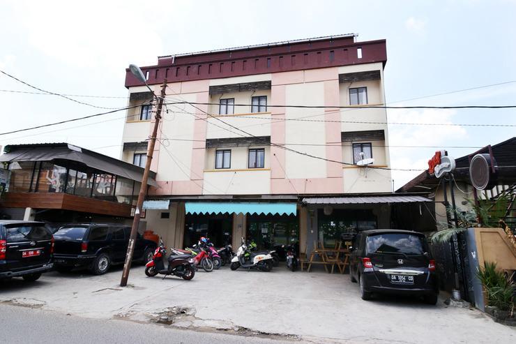 Airy Eco Syariah Kayu Tangi Flamboyan Dua 44 Banjarmasin Banjarmasin - Exterior