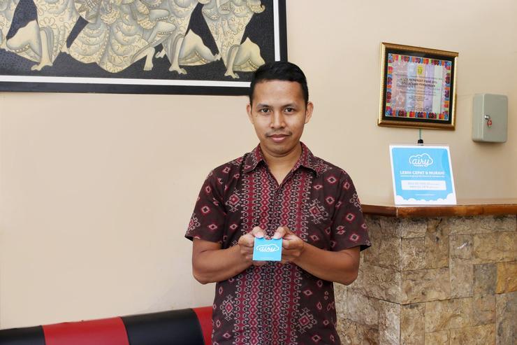 Airy Eco Syariah Kayu Tangi Flamboyan Dua 44 Banjarmasin Banjarmasin - Reception