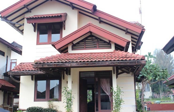 Villa Green Hill Sibolangit Deli Serdang - Eksterior