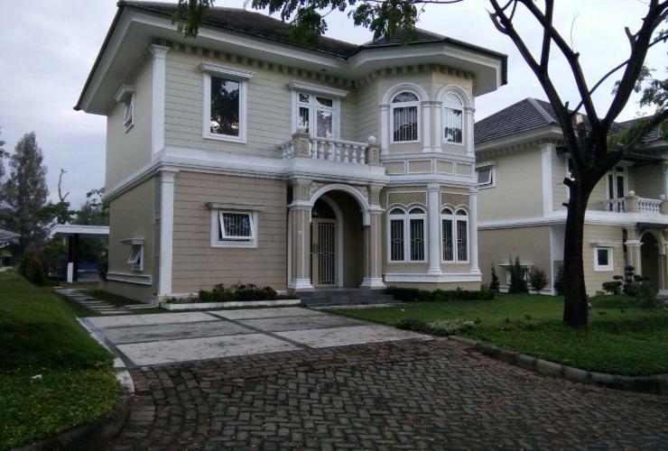 Villa Green Hill Sibolangit Deli Serdang -