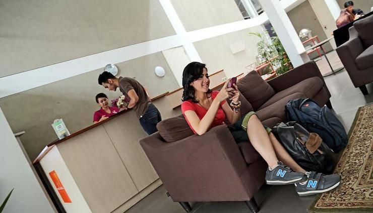 Malaka Hotel Bandung - Lobby