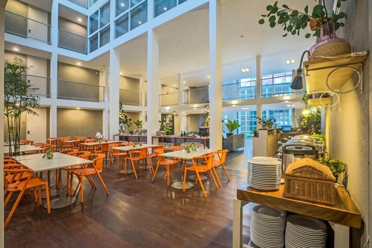 Malaka Hotel Bandung - Restauran Malaka Hotel