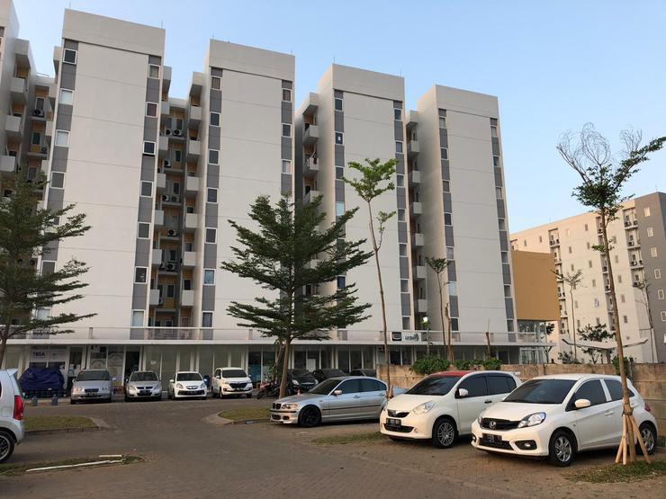 Aeropolis Residence By Roomz Tangerang - Facade