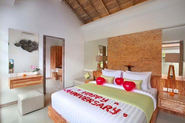 Manca Villa Bali - Bed Room