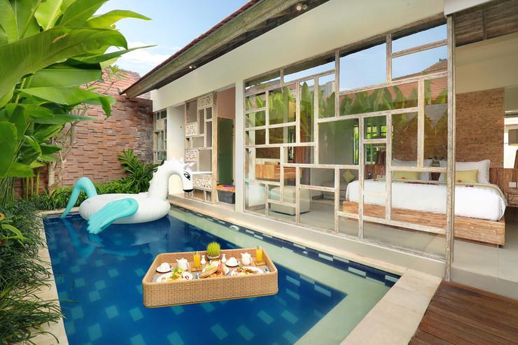 Manca Villa Bali - Private Pool