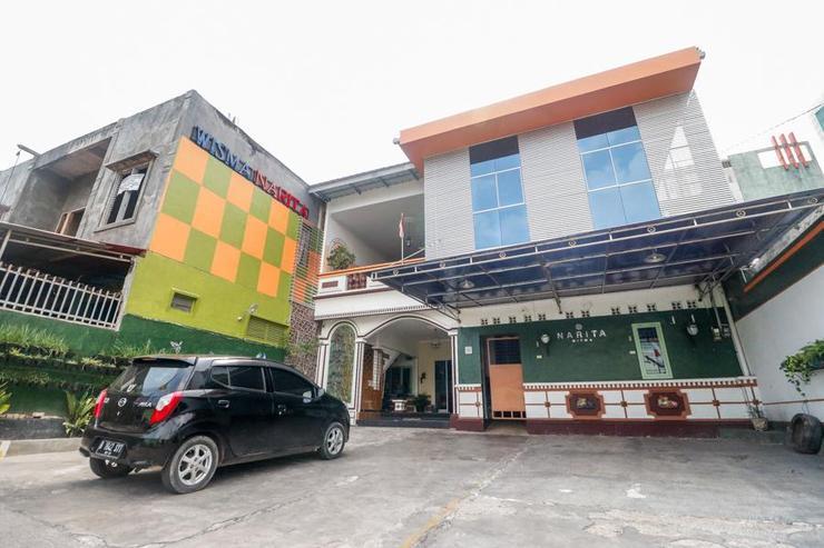 RedDoorz near Kartini Mall Lampung Bandar Lampung - wxterior