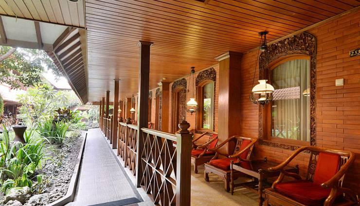 ZEN Rooms Jogja Cendrawasih Yogyakarta - Koridor