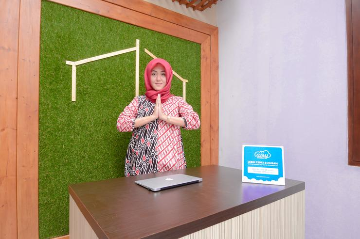 Airy Bantul Wonocatur 12 Banguntapan Yogyakarta - Reception