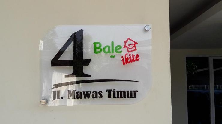 Bale Ikite Homestay Makassar - Exterior