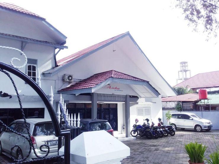 Hotel Asoka Padang Syariah Padang - exterior