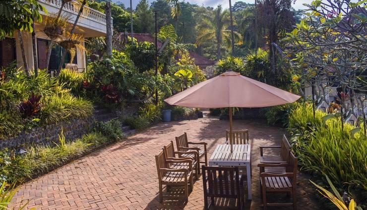 Foresta Inn Tretes - View