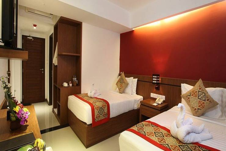 Grand La Villais Hotel & Spa Seminyak - Kamar Superior