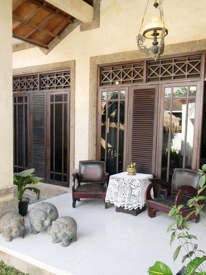 Omah Eyang Bali - Teras