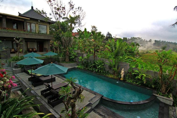 De Munut Balinese Resort & Spa Bali - Pool
