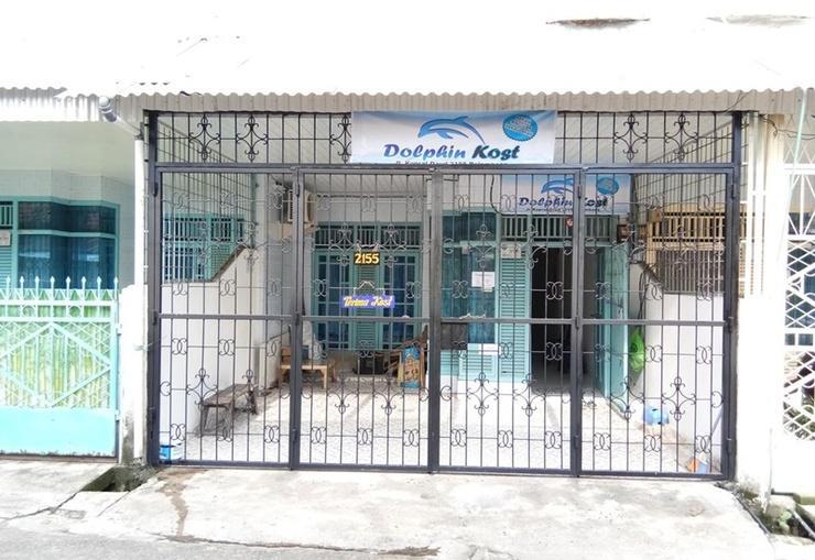 Dolphin Kost Palembang - Exterior