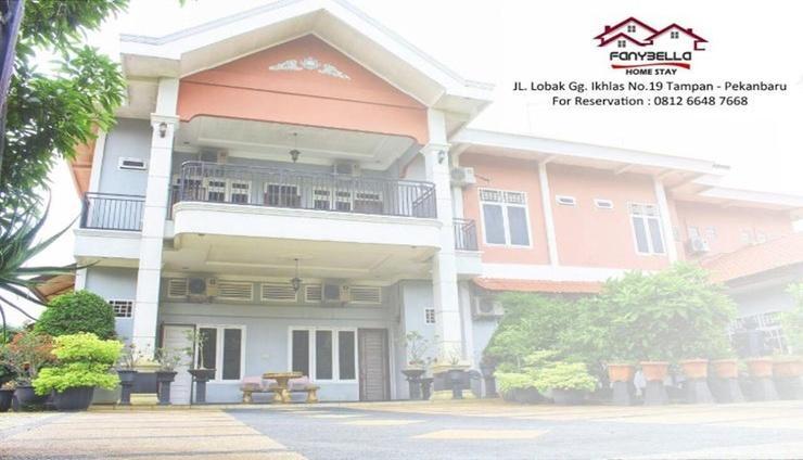 Fanybella Homestay Pekanbaru - Exterior