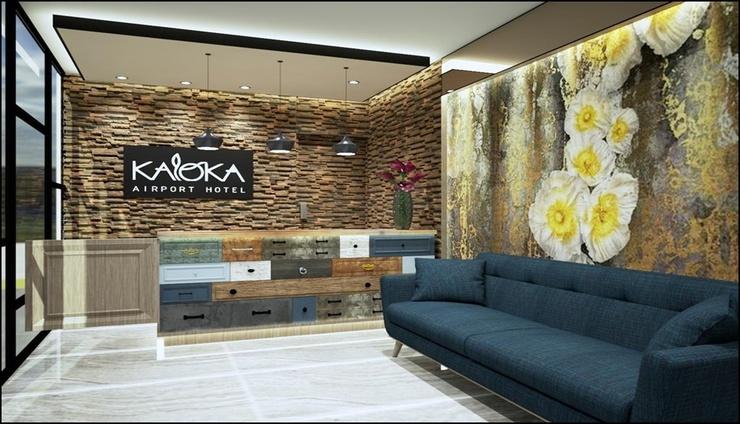 Kaloka Airport Hotel Sumbawa - interior