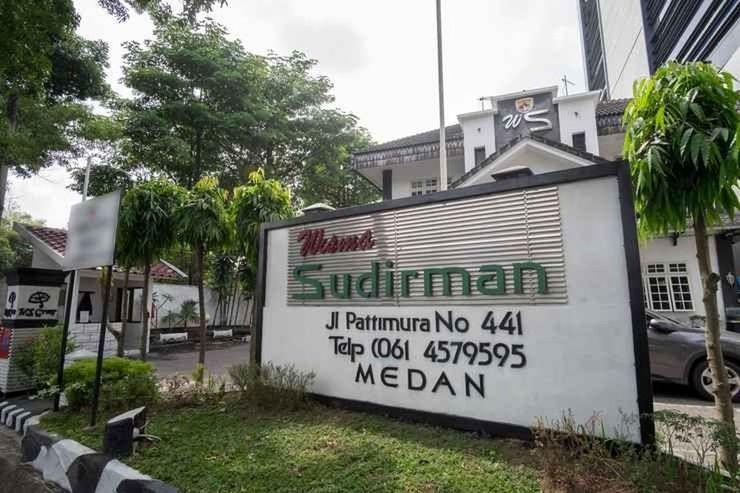 Wisma Sudirman Medan Medan - facade