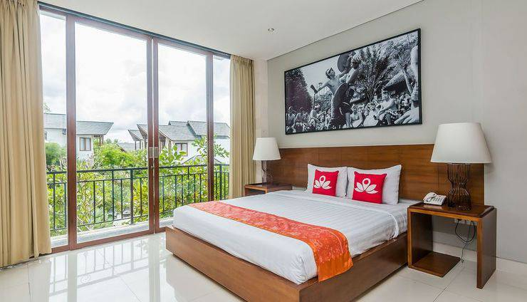 ZenRooms Ubud Sri Wedari Bali - Tempat Tidur Double