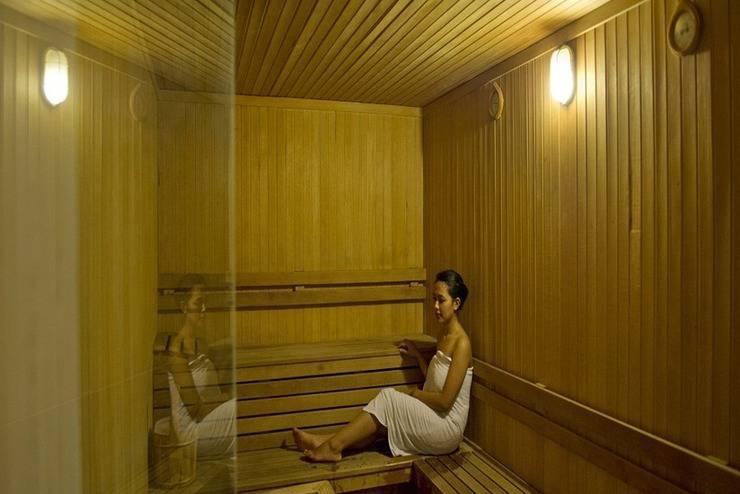 Grand Zuri  Jababeka - Ruang sauna