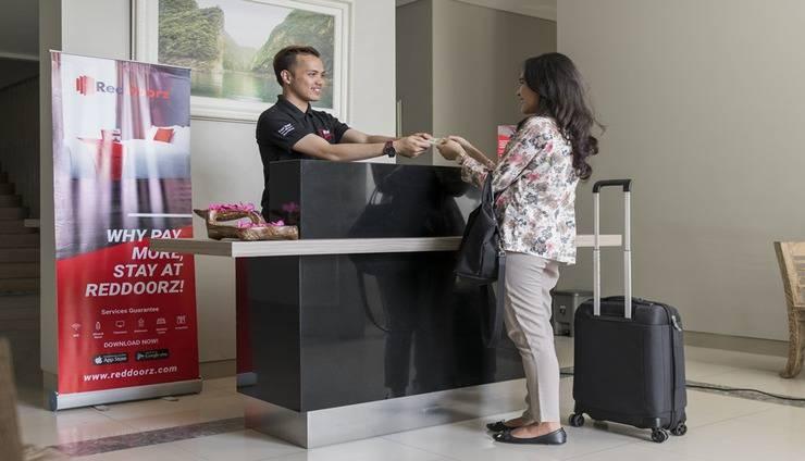 RedDoorz Plus @ Danau Sunter Utara Jakarta - Service