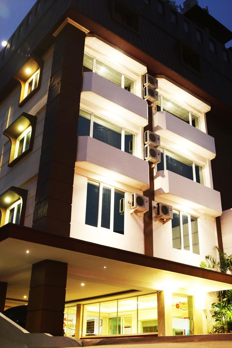 Grand Kasira Kemang Raya Antasari - Gedung Hotel