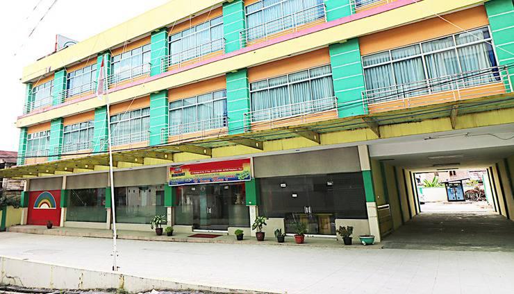 NIDA Rooms Pasar Pekanbaru Bawah Kadiga Ali - Eksterior