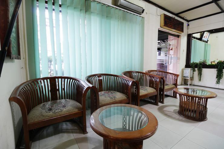 Airy Syariah Stadion Segiri KH Agus Salim 37 Samarinda - Seating Area