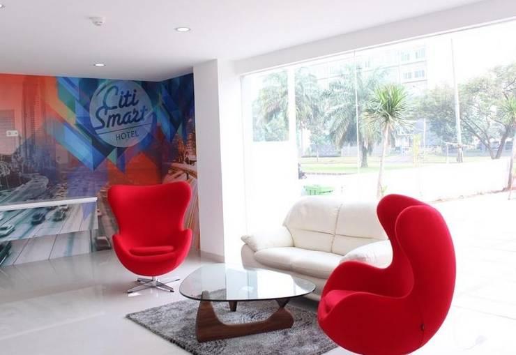 Alamat Citismart Hotel BSD - Tangerang Selatan