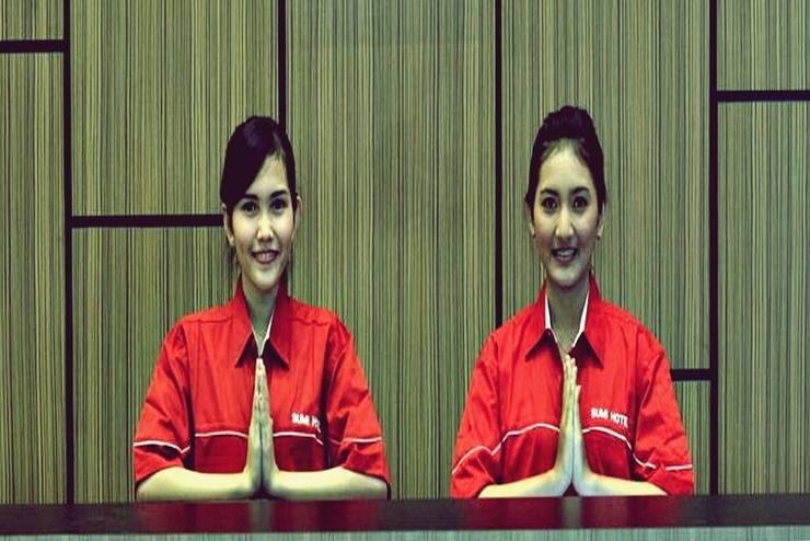 Sumi Hotel Semarang - Salam Penyambutan