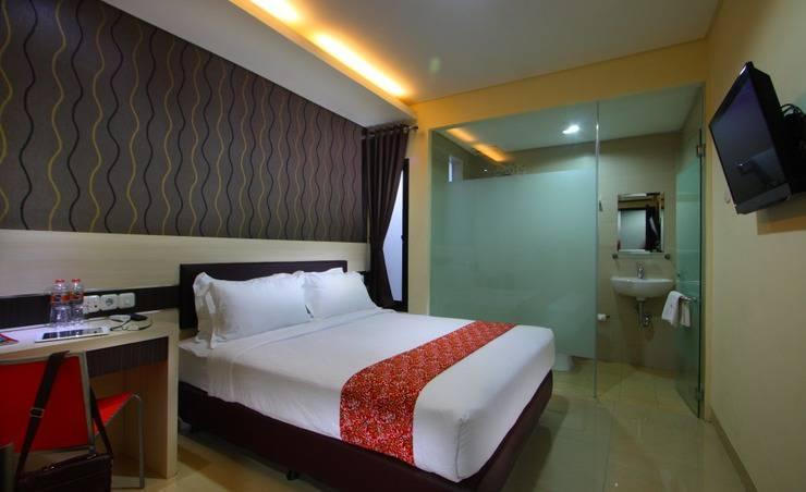 Sumi Hotel Semarang - Kamar tamu